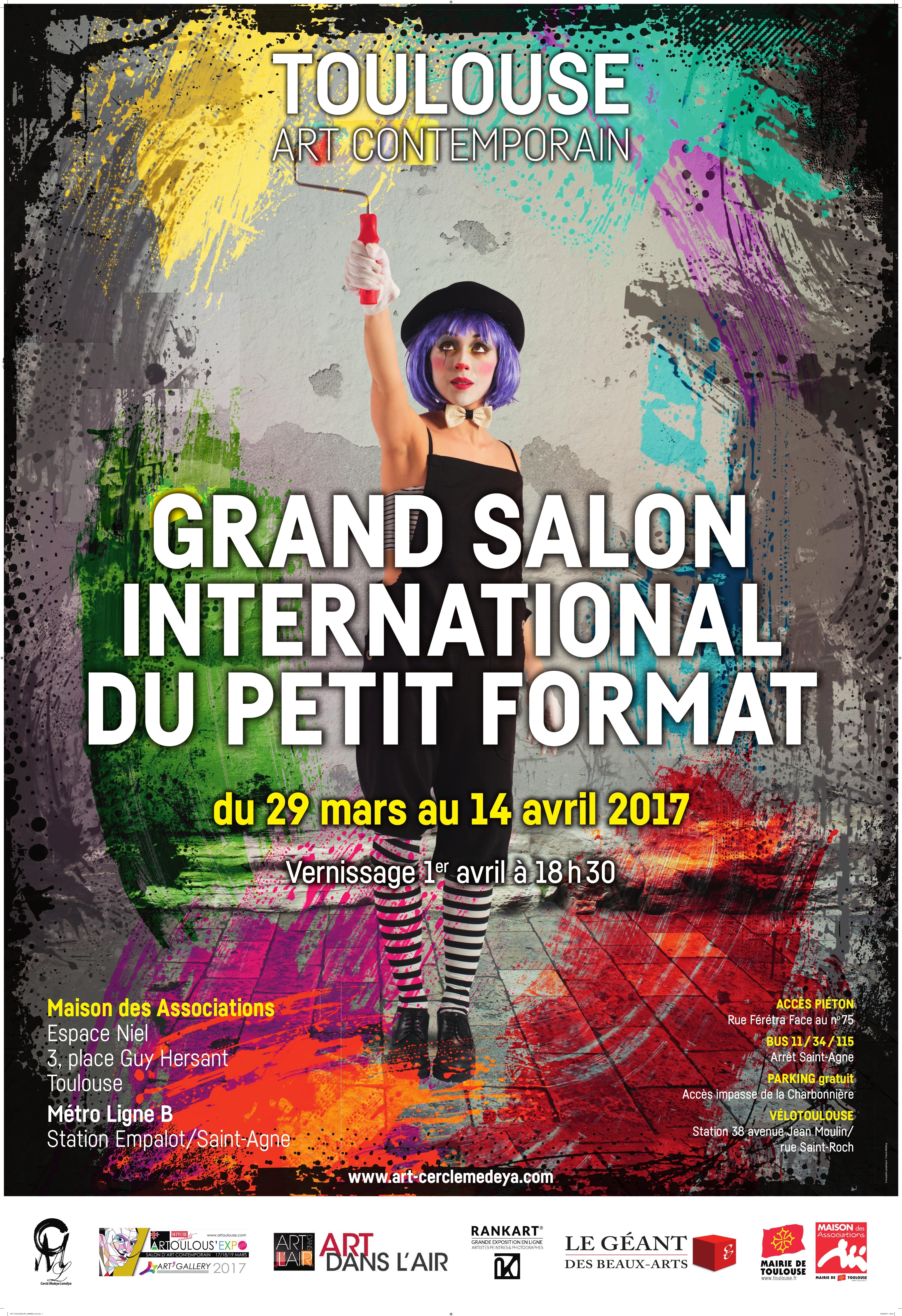 Grand Salon Du Petit Format