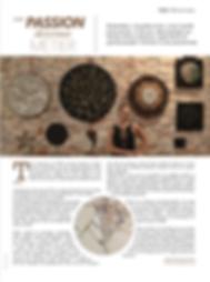Eloïse Baro mosaïque Toulouse - article maison et jardin