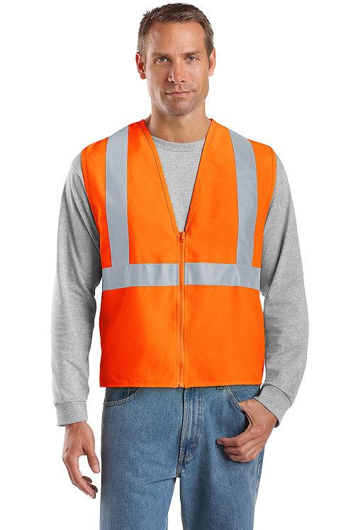 CornerStone® - ANSI 107 Class 2 Safety Vest
