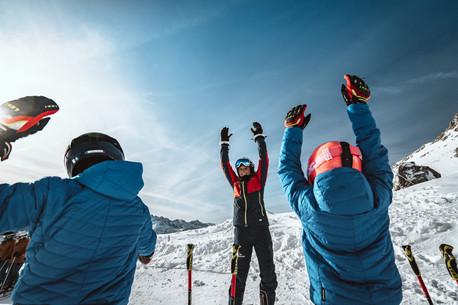 Skitechnikschule   Oberstdorf