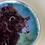"Thumbnail: ""Spring Black Bear"" Wildlife Rondelle"