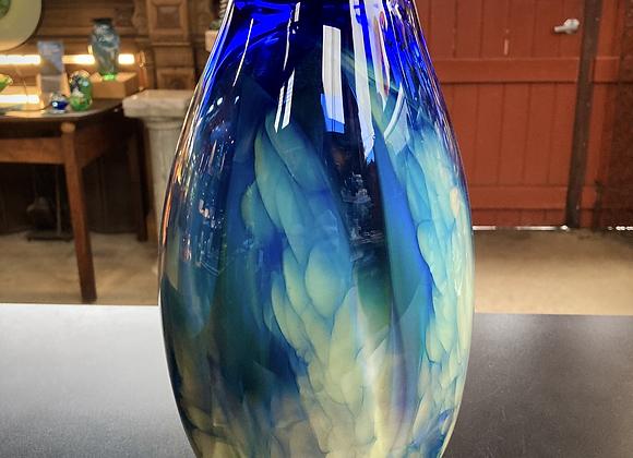 Cross Currents Vase - Elliptical
