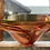Thumbnail: Wave Bowl in Golds and Oranges