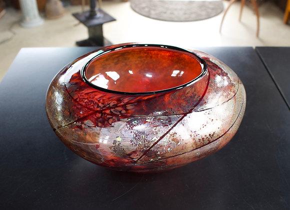 Artifact Bowl in Red