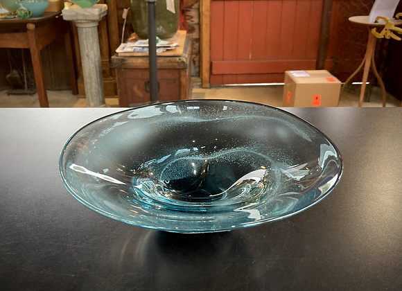 Open Bowl in Softest Teal