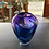 Thumbnail: Wave Vase in Purple and Marine Blue