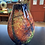 Thumbnail: Autumn Leaves Vase - Flattened Shape