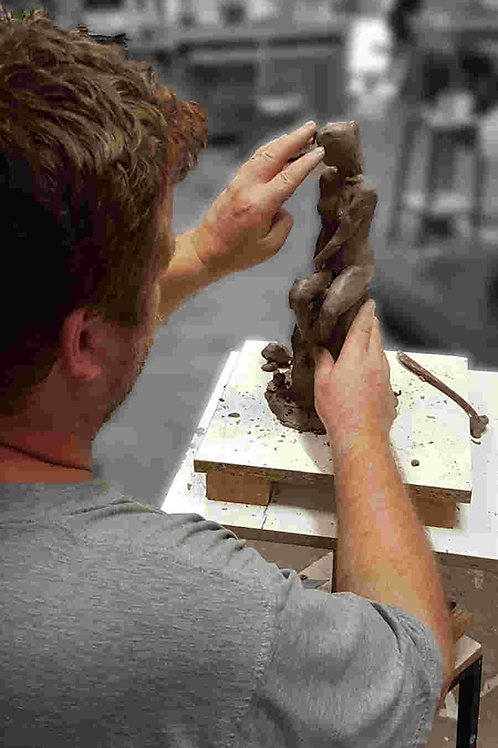 Sculpting Jams - Untutored