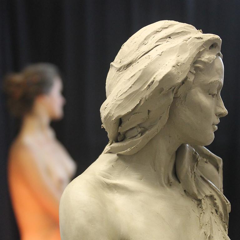Figure Sculpture with Jason Arkles