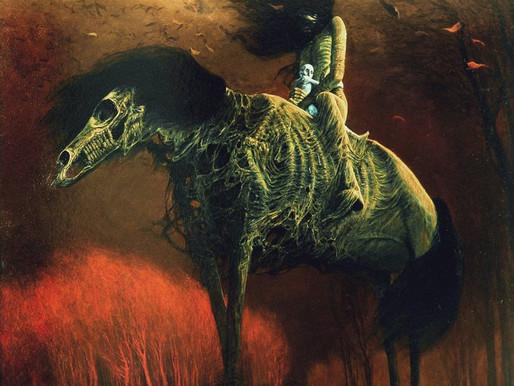 La dama del caballo