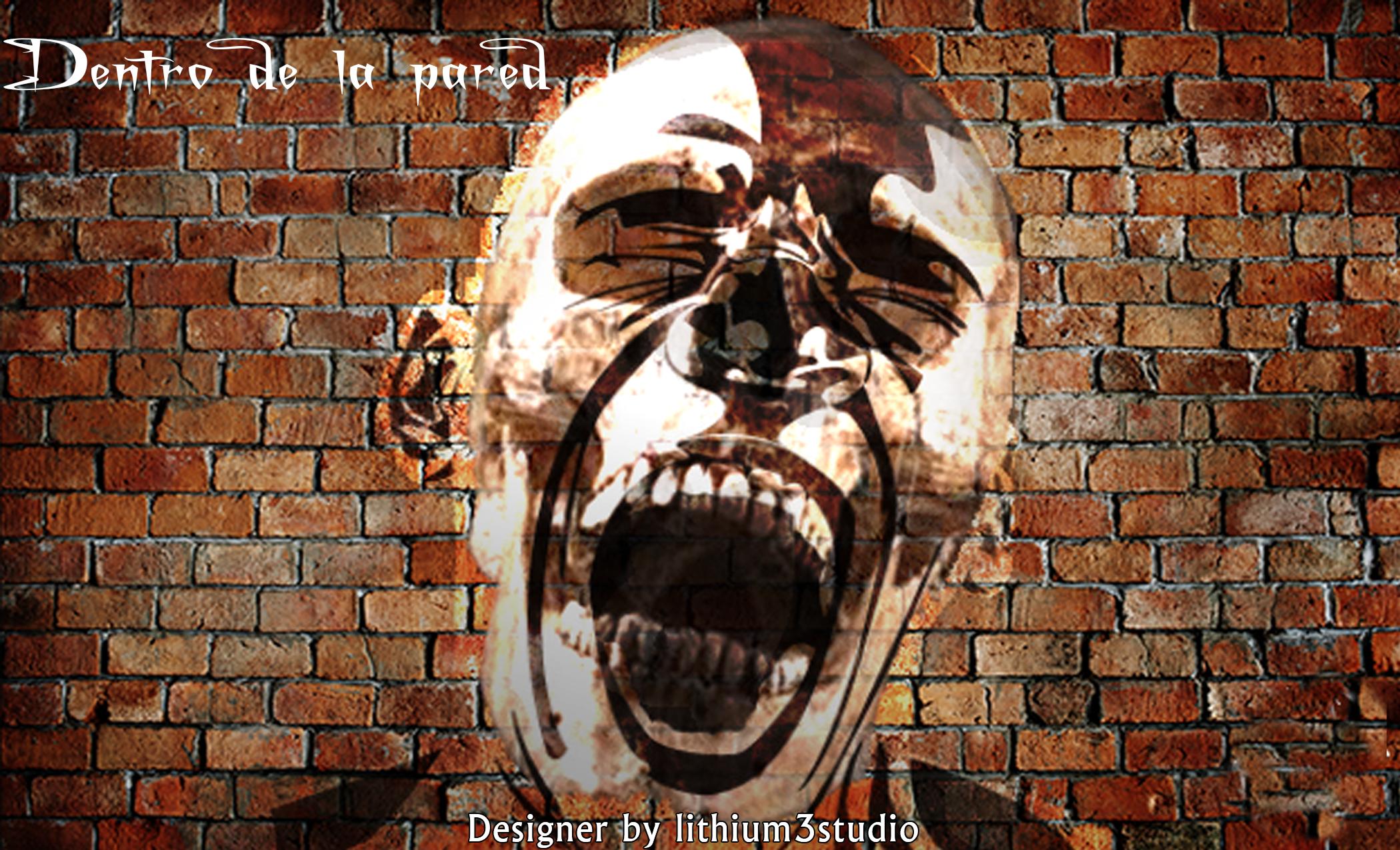 Dentro de la pared
