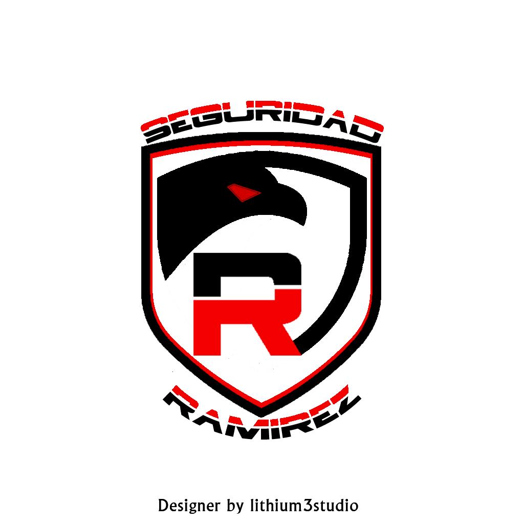 SEGURIDAD RAMIREZ Logo