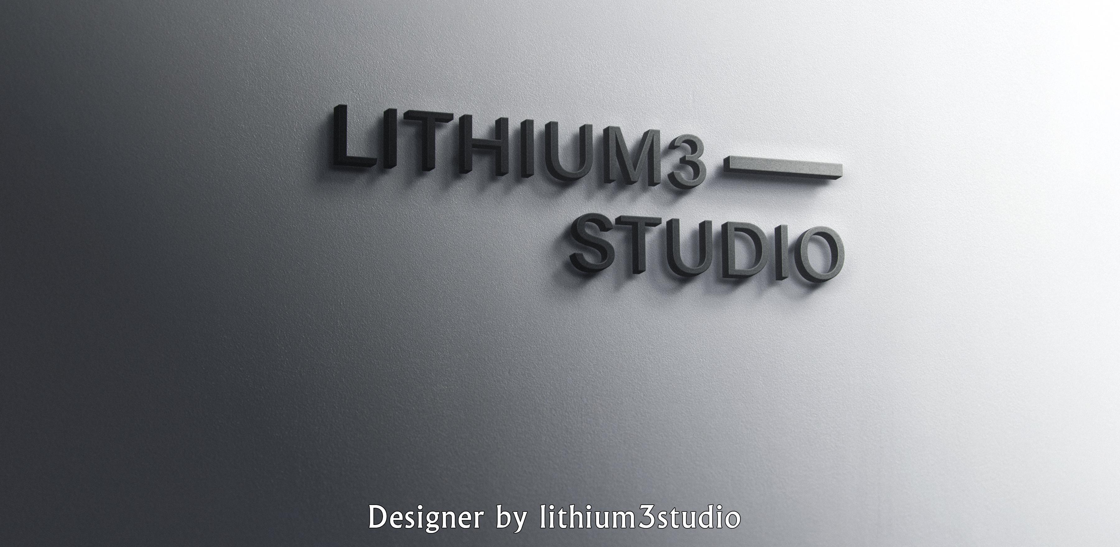 lithium3studio Logo