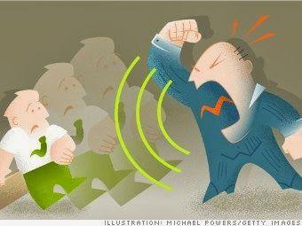 Cinco claves para sobrellevar a un jefe difícil
