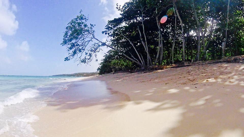 Maguana, bijou au sable fin et à l'e