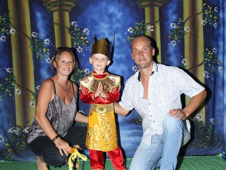 Ils sont venus s'installer à Bali pour monter une maison d'hôtes