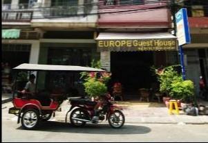 EUROPE GUESTHOUSE, une très bonne adresse à PHNOM PENH
