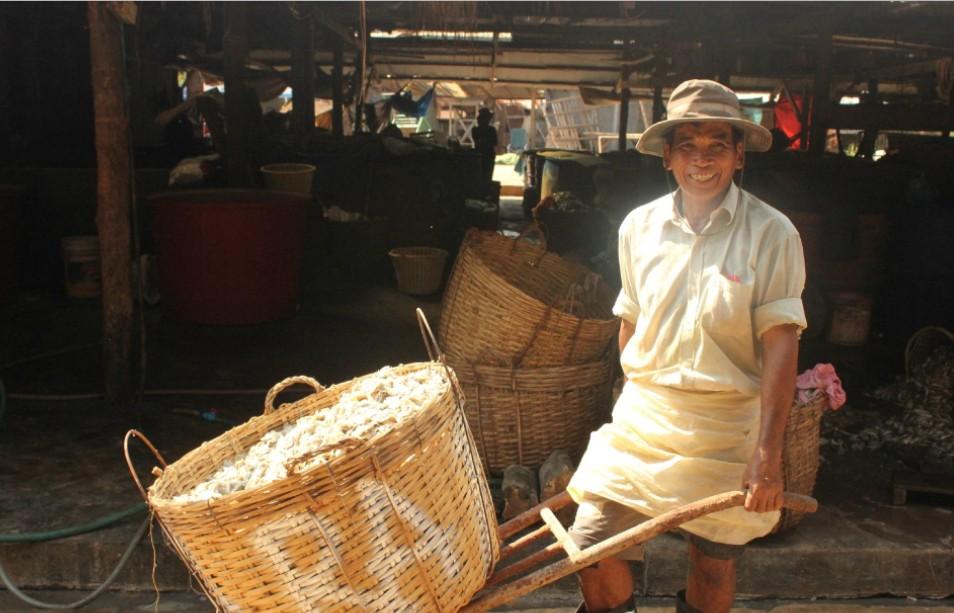 Battambang et ses artisans