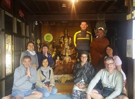 Parcours spirituel à CHIANG RAI