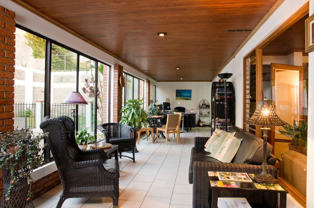 Indoor-terrace