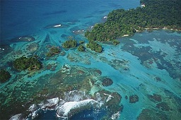 Archipel Bocas del Toro(Panama):