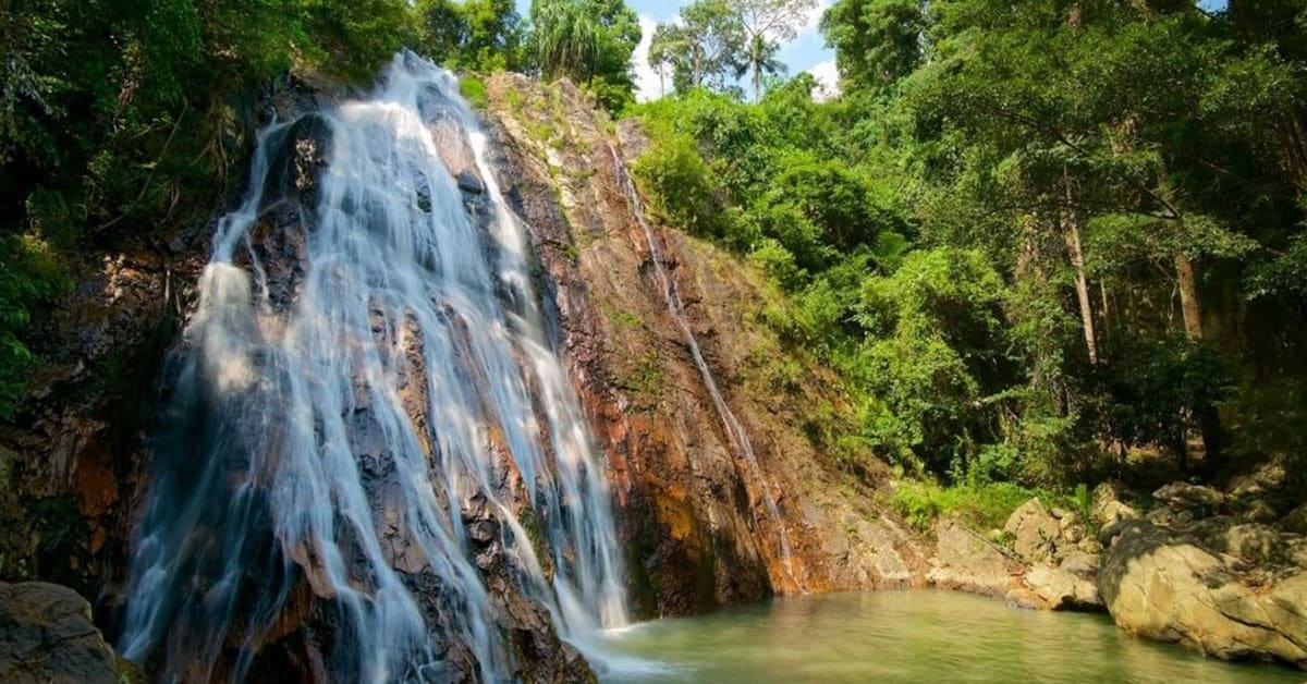 Namuang-Waterfalls