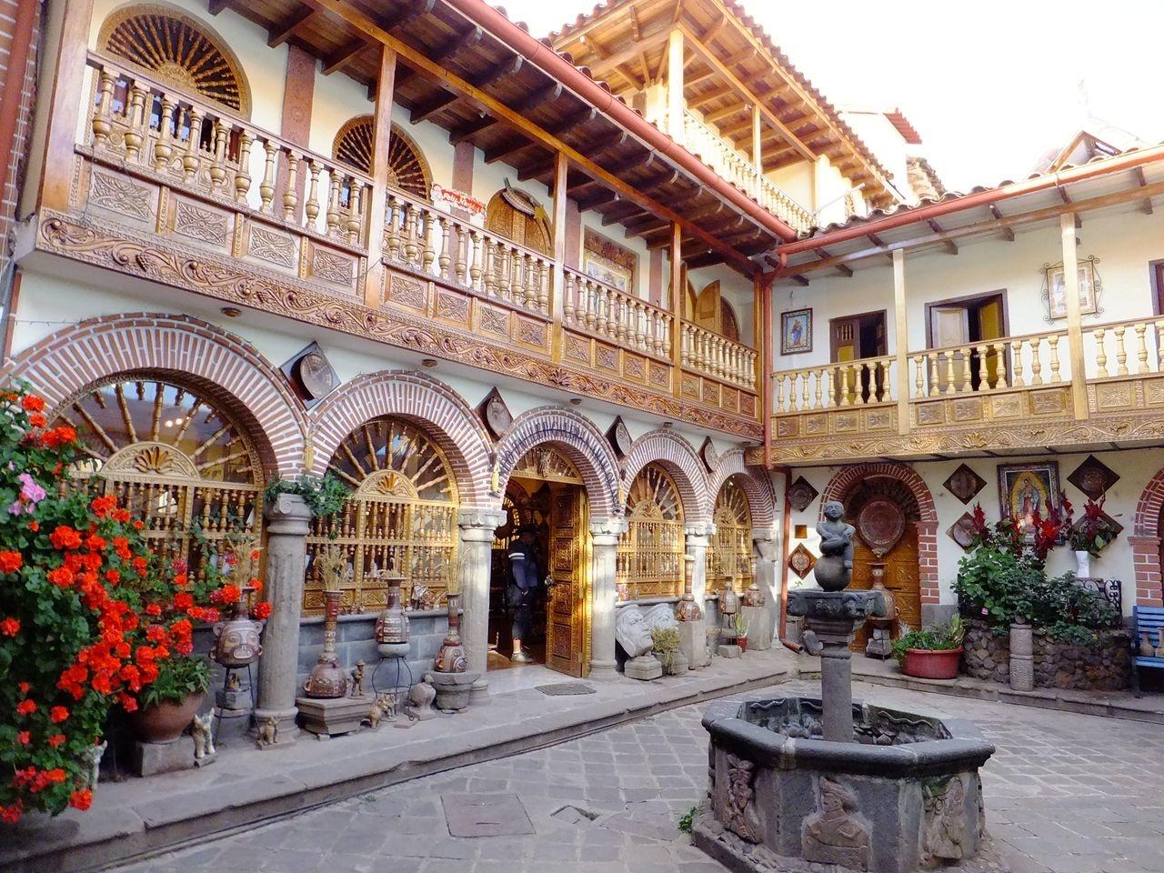 Une balade de San Blas à la Plaza de