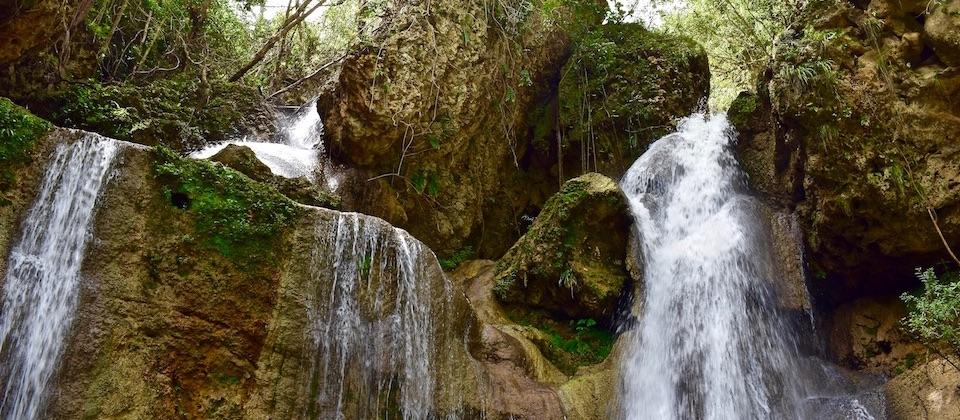 Les cascades de Belete