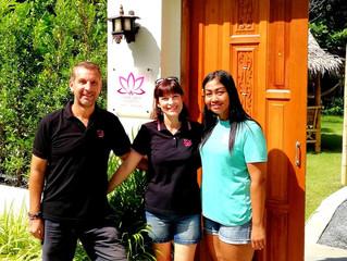 CARPE DIEM RESIDENCE à KHO PHANGAN : Ici règnent le sourire, la gentillesse, la simplicité et la bon