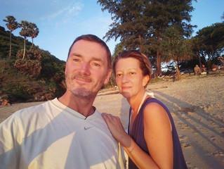 Anne et Jack vous ouvrent leur table  à MAISON D'HÔTES BAAN THAI BREAK