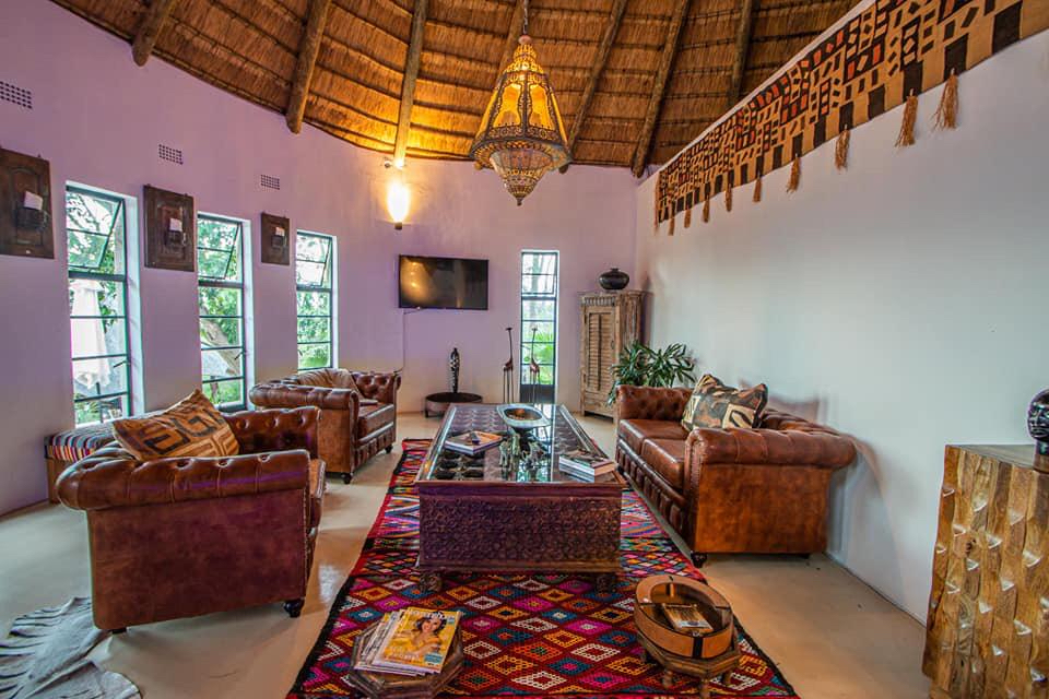 African-themed-entertainment-space