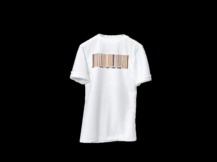 Melanin Barcode T-shirt