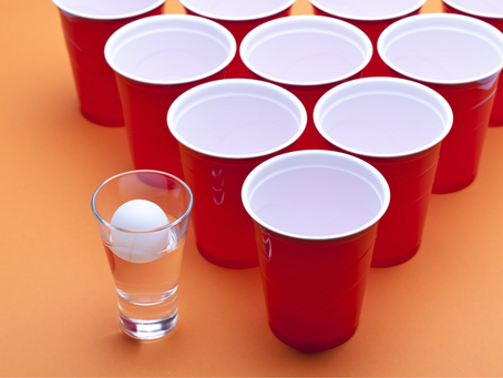 Party On, Online: Virtual Beer Pong Becomes An Emotional Lifeline For Workers
