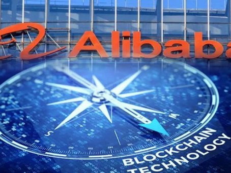 E-commerce giant Alibaba announces its business blockchain service for Asia, US, and EU.
