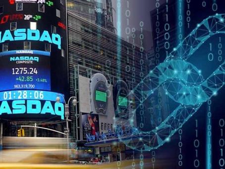 Nasdaq Gets Patent for Blockchain Newswire to Solve Gaps and Errors in Audit Trail