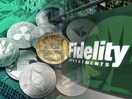 Fidelity Starts Crypto Unit to Serve Wall Street Customers