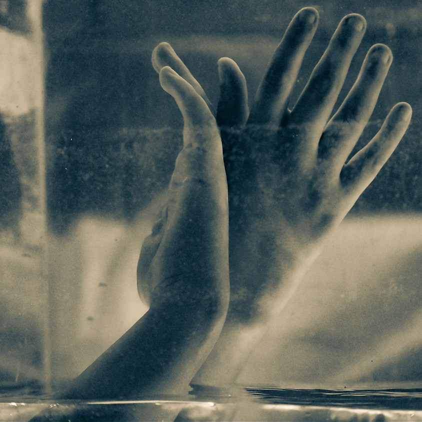 'water hands' by C. Fodoreanu