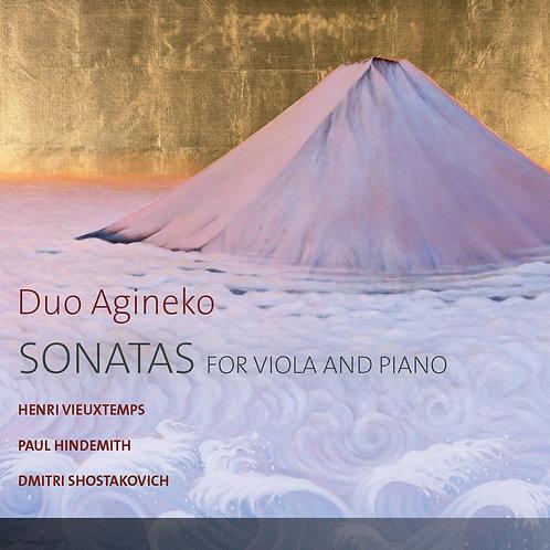 SONATAS for Viola and Piano