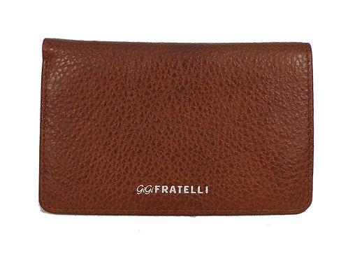 GiGi Fratelli Romance Medium Wallet Bruin