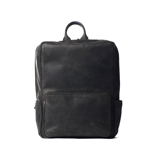 O My Bag John Backpack Eco Black