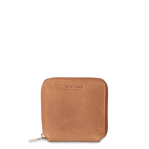 O My Bag Sonny Square Wallet Eco Camel