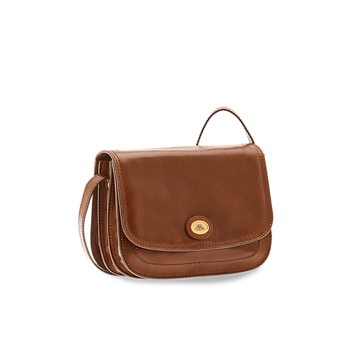 The Bridge Story Donna Crossbody Bruin