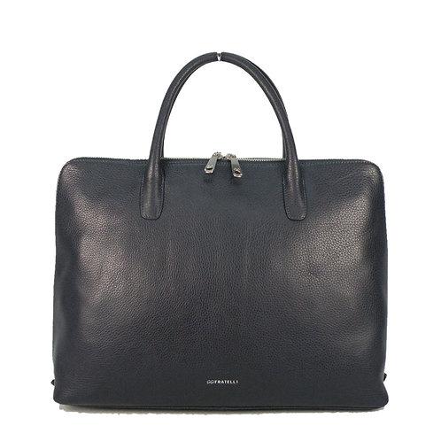 GiGi Fratelli Romance A4 Laptop Bag Blauw