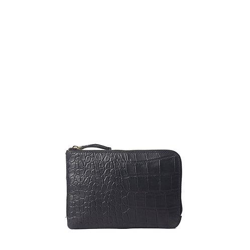 O My Bag Lola Black Croco