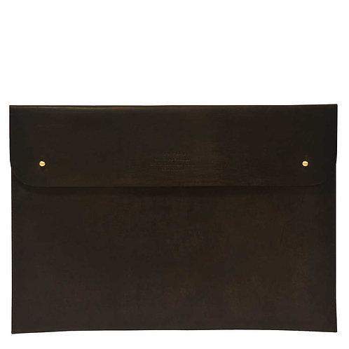 O My Bag Laptop Sleeve 15'' Eco Dark Brown