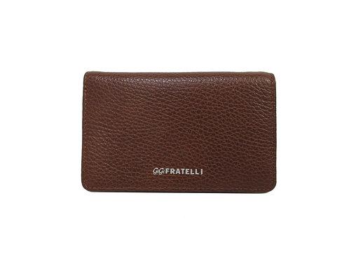 GiGi Fratelli Romance Small Wallet Bruin