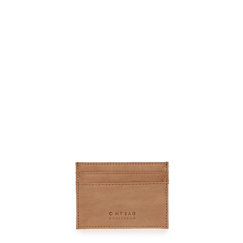 O My Bag Mark's Cardcase Cognac