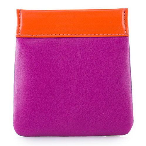 MyWalit Snap Coin Pouch Sangria Multi
