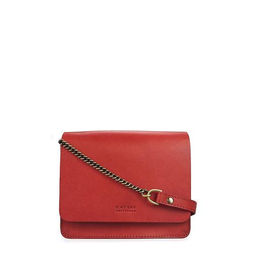 O My Bag Audrey Mini Classic Red