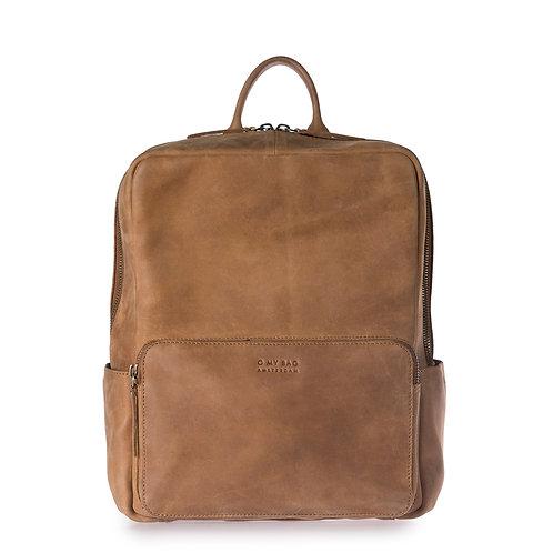 O My Bag John Backpack Eco Camel